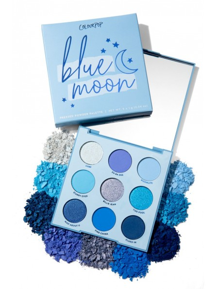 COLOURPOP - BLUE MOON...