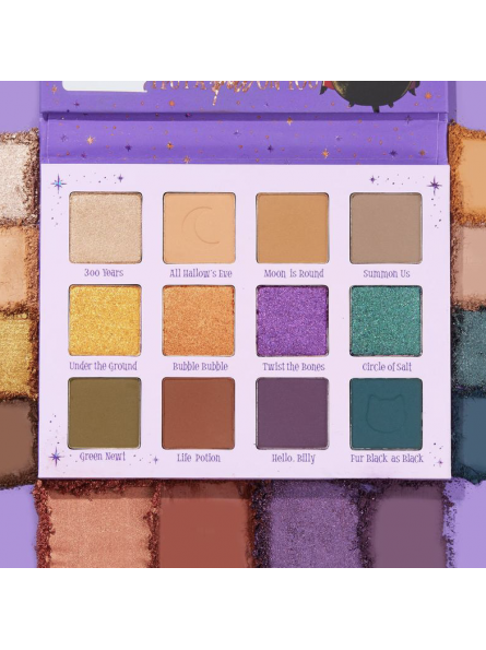 COLOURPOP - WITCHING HOUR...